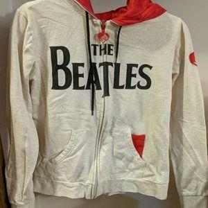 Beatles hooded sweatshirt
